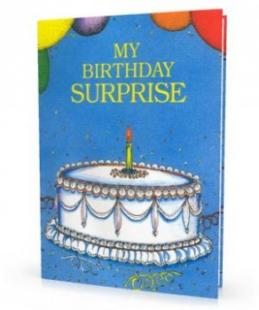 My Birthday Surprise - Personalised Book
